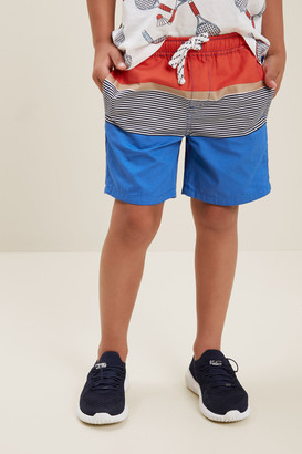 Seed Heritage Striped Short