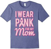 Kids I Wear Pink for My Mom T-Shirt 8