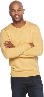 Sonoma Goods For Life Men's Supersoft Crewneck Sweater