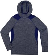 New Balance Boys 4-7 Performance Space-Dyed Hoodie
