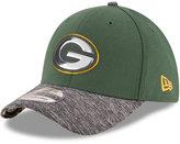 New Era Green Bay Packers 2016 NFL Draft Reverse 39THIRTY Cap