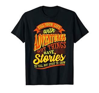 Hiking And Camping T-Shirt
