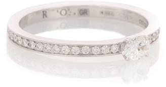 Repossi Harvest 18kt white gold diamond ring