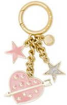 MICHAEL Michael Kors Lucky Charms Heart Key Fob
