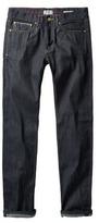 Straight-fit Selvedge Xavi Jeans