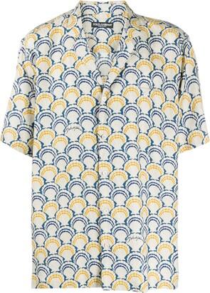 Dolce & Gabbana Scallop Shell print shirt