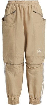 Stella McCartney Adidas x June Khaki Zip Trousers