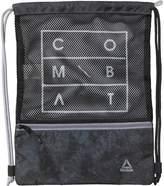 Reebok Combat Drawstring Bag Black