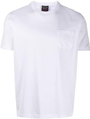 Paul & Shark patch pocket T-shirt