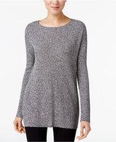 Eileen Fisher Tencel® Boat-Neck Sweater