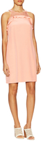 Rebecca Taylor Silk Ruffle Detail Dress
