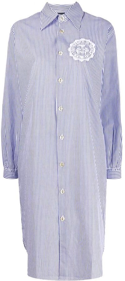Vivienne Westwood Oversized Shirt Dress