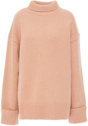 Victoria Victoria Beckham Wool Turtleneck Sweater