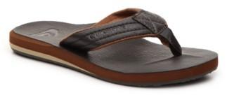 Quiksilver Carver Flip Flop - Kids'