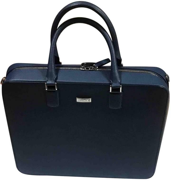 Montblanc Leather satchel