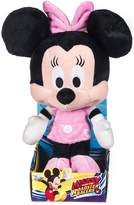 Disney Mickey Mouse Clubhouse Big Head Smilers - 10inch Minnie