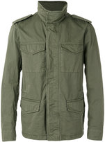 Tod's field jacket - men - Cotton/Polyester - L