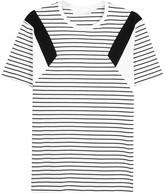 Neil Barrett Mod Striped Cotton T-shirt