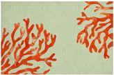 Liora Manné Trans Ocean Imports Visions II Coral Doormat - 20'' x 29 1/2''