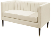 Skyline Furniture Channel Seamed Settee