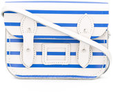 The Cambridge Satchel Company stripe tiny satchel