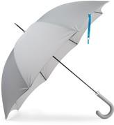 Heating & Plumbing London British City Slim Umbrella Grey & Blue