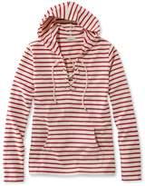 L.L. Bean Nautical Stripe Top, Pullover Hoodie