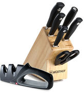 Wusthof Grand Prix II 7 Piece Cutlery Set with Bonus Sharpener