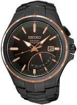 Seiko Men's Coutura Stainless Steel Kinetic Watch - SRN066