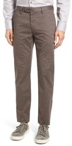 Ted Baker Men's Exmoor Slim Fit Print Chino Trousers