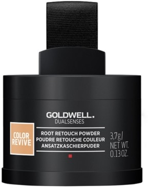Goldwell Dualsenses Color Revive Root Retouch Powder - Medium To Dark Blonde, from Purebeauty Salon & Spa