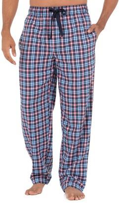 Izod Men's Twill Woven Pajama Pants