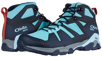 Oboz Arete Mid B-DRY (Sky) Women's Shoes