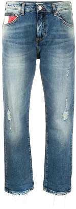 Tommy Jeans Sylvia high-rise cropped jeans
