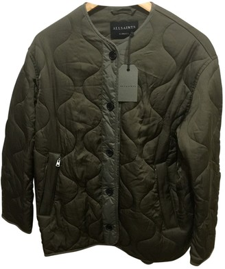 AllSaints Khaki Jacket for Women