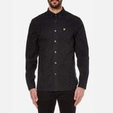 Lyle & Scott Men's Brushed Fleck Shirt