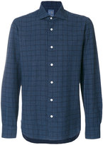 Barba formal button-down shirt - men - Cotton - 39