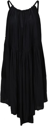 J.W.Anderson Gathered Sleeveless Dress