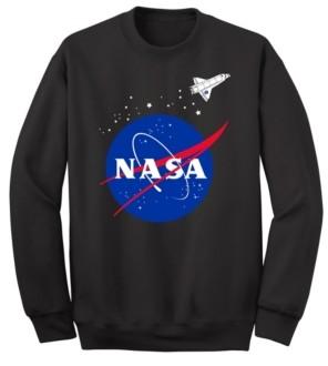 Brands In Limited NASA Spacelab Life Sciences Capucha para Ni/ños