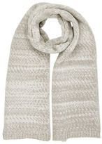 "Oasis BRUSHED KNITTED SCARF [span class=""variation_color_heading""]- Pale Pink[/span]"
