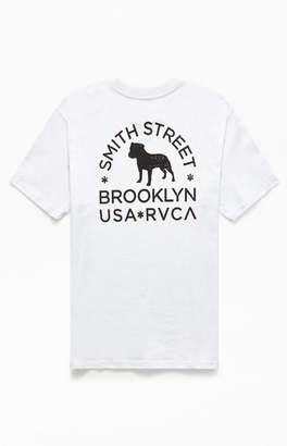 RVCA x Smith Street Wicks Pocket T-Shirt