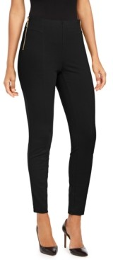 INC International Concepts Inc High-Waist Skinny Pants in Curvy, Created for Macy's