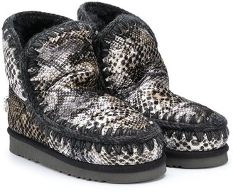 Mou Kids TEEN Eskimo boots