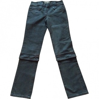 John Galliano Brown Cotton - elasthane Jeans for Women