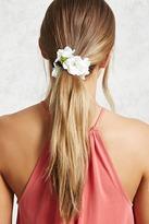 Forever 21 Rose Hair Tie