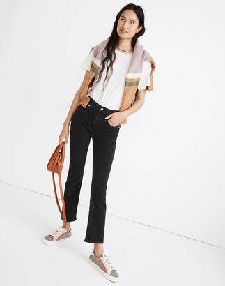 Madewell Petite Cali Demi-Boot Jeans in Starkey Wash