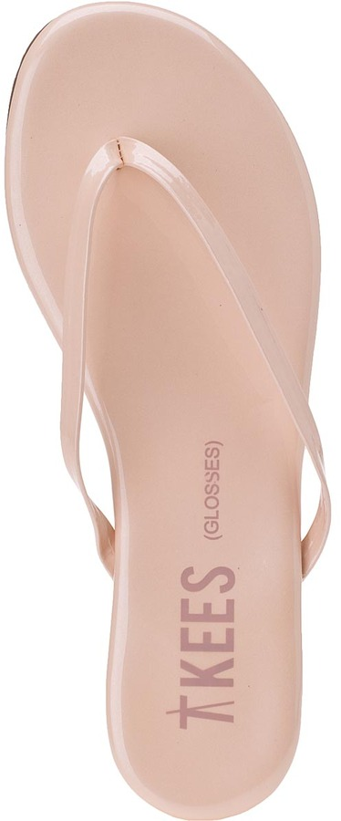 TKEES Glosses Flip Flop Licorice
