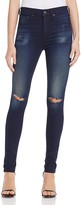Rag & Bone High Rise Skinny Jeans in Mojave