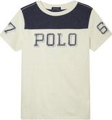 Ralph Lauren Graphic cotton t-shirt 5-7 years