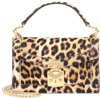 Miu Miu Confidential calf hair shoulder bag